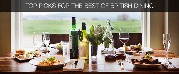 Travelzoo: British Food Fortnight