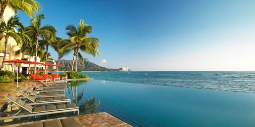 $785-$975 -- Waikiki 4-Star Retreat w/Air & Car