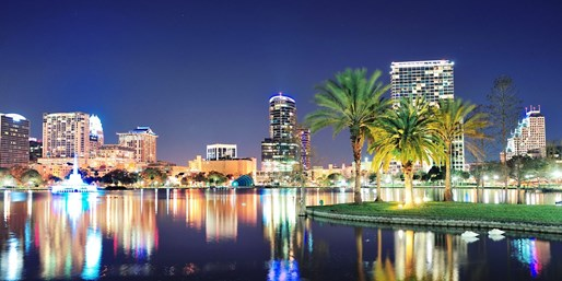 20% Off -- Cross-Country Fares to/from Orlando on Amtrak