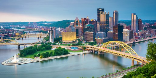 20% Off -- Cross-Country Fares to/from Pittsburgh on Amtrak