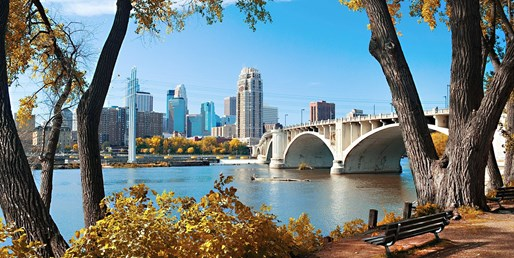 20% Off -- Cross-Country Fares to/from Minneapolis on Amtrak