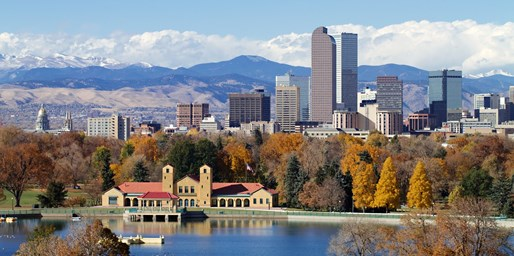 20% Off -- Cross-Country Fares to/from Denver on Amtrak
