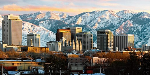 20% Off -- Cross-Country Fares to/from SLC on Amtrak