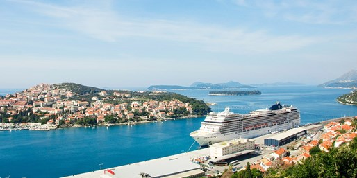 $599 -- Mediterranean 7-Night Spring Cruise w/$100 Credit