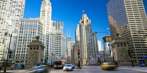 Up to 25% Off -- Car Rentals in Chicago w/Extras