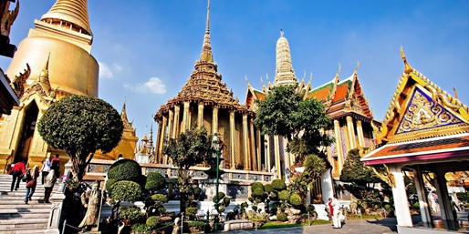 $1399 -- Tour of Thailand: 5-Star Hotels, Air, Best Dates