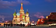 $699 -- Russia: 4-Star Moscow City Break w/Air