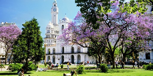 $999 -- Buenos Aires Trip w/Air: 'Most Beautiful' Time To Go
