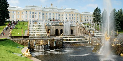 Russia River Cruises: 10 Nights in Fall w/Tours, US$1199
