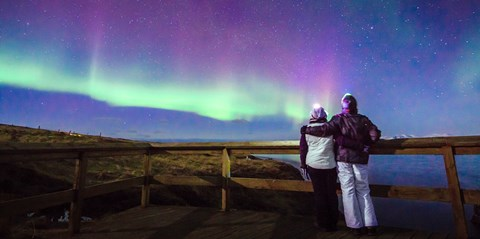 $899 -- Iceland Northern Lights Tour w/Air, Save $320