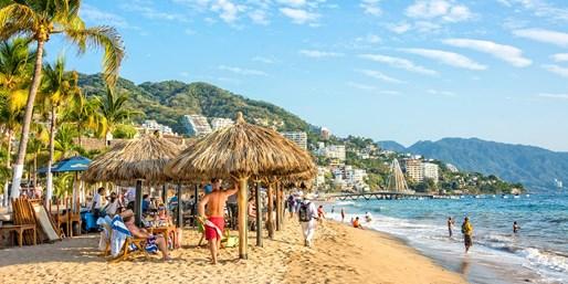 $749 & up -- Puerto Vallarta: 'Riu' All-Incl. Getaway w/Air