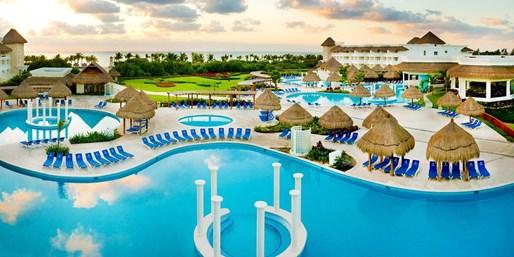 $178 -- Riviera Maya: 50% Off Luxe All-Inclusive Resort