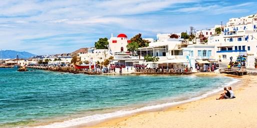 $2099 & up -- Weeklong Athens & Greek Isles Cruise incl. Air