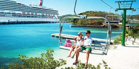 Carnival Cruises for under $249: Ends Tuesday