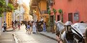 $493* -- Atlanta to Cartagena, Colombia, Nonstop (Roundtrip)