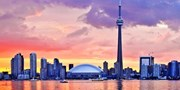 $121* & up -- Fly From Washington, D.C. to Toronto, One Way