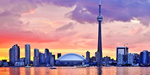 $106* & up -- Orlando Fares to Toronto On Sale, One Way