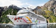 $849 & up -- 7-Day Alaska Cruise on Norwegian w/Free Offers