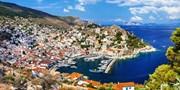 $913 -- Greek Island Sailing + Athens for 7 Nights