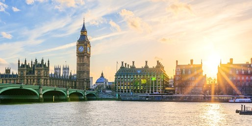 $914* & up --  London Nonstop from Los Angeles, R/T