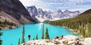 $1823 -- Best of the Canadian Rockies 6-Night Vacation