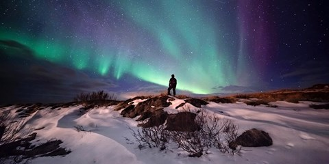 $689 -- Iceland 4-Star Northern Lights Getaway w/Air