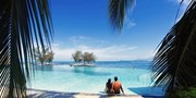 $1098 -- New Zealand Fares w/3-Nt. Tahiti Stop, incl. Hotel