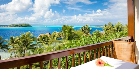 $2580 -- Bora Bora: 'Most Beautiful Island' Vacation