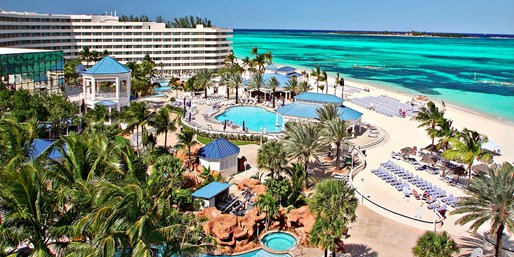 $579 -- Bahamas Vacation: 4-Star All-Inclusive Trip w/Air