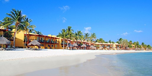$799 -- Aruba All-Inclusive Oceanfront Trip from NYC