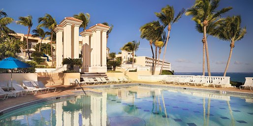 $499 -- Puerto Rico: Waldorf Astoria Escapes from Boston