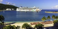 US$749 -- Caribbean Cruise w/Balcony, Drinks, Tips & Credits