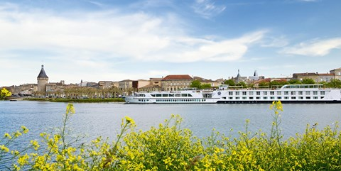 $1399 -- Sail Europe's Rivers: Luxurious 7-Night Cruises