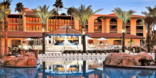 Travelzoo Deal: $89 -- Phoenix 4-Star Suite Escape, Reg. $156