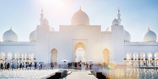Dubai & Abu Dhabi Weeklong Trip Now $1699 incl. Emirates Air