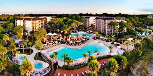$119 -- Frommer's Recommended: 4-Diamond Hilton Head Resort