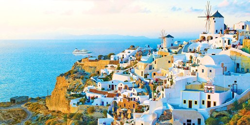 $1499 -- Yachting the Greek Isles for Seven Nights