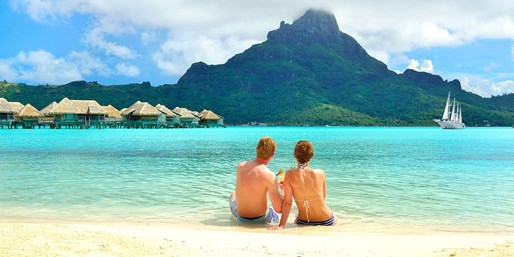 $3999 -- Luxury 7-Nt. Small Ship Tahiti Cruise w/Air & Hotel