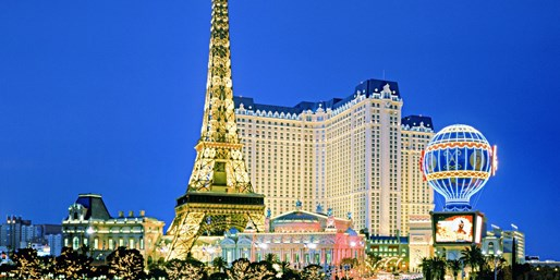 $59-$89 -- Popular 4-Star Hotel on the Strip, Save 65%
