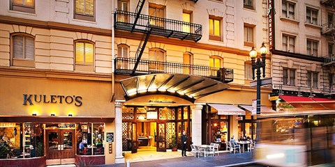 166€ -- San Francisco: hotel boutique 4* junto Union Square
