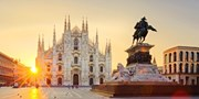 $999* -- Ends Today: 2 Tickets to Milan from NYC, R/T
