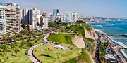 $638* -- Washington, D.C. to Lima on 'Best Airline,' R/T