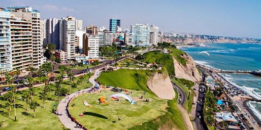 $442* & up -- 'Best Airline in South America' Fare Sale, R/T