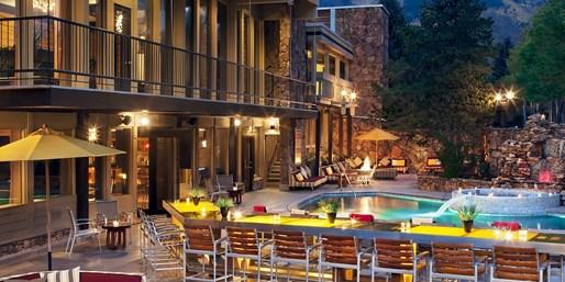 £125 -- Rocky Mountains: Boutique Aspen Stay into Ski Season