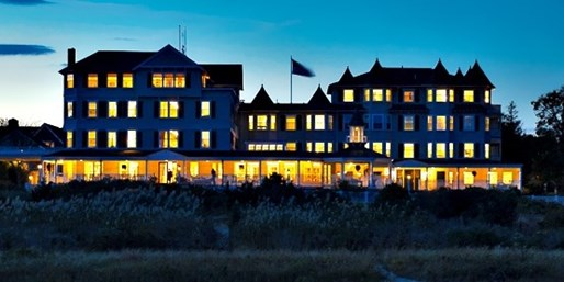 $96 -- Martha's Vineyard: 'Best Hotel' into Spring