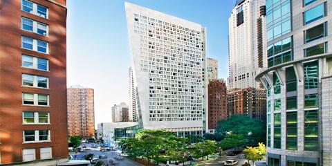 $167 -- Chicago's Sleek Sofitel, up to Half Off