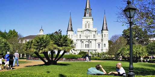 $118-$145 -- New Orleans French Quarter thru March, 60% Off