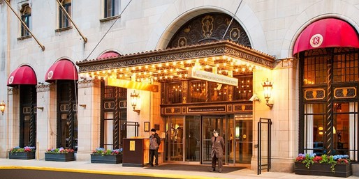 $89 -- Chicago Landmark Hotel incl. Weekends, Save 60%