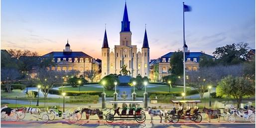 "$87-$138 -- New Orleans ""Hidden Gem"" Near French Quarter"