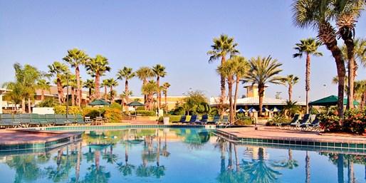 $79 -- Orlando Resort near Universal incl. Weekends, 50% Off